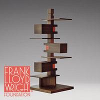 322S7317 Frank Lloyd Wright(フランクロイドライト)TALIESIN 4(タリアセン 4)ウォールナット