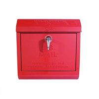 赤いユーエス メールボックス 赤いポスト(U,S, Mail box)アートワークスタジオ