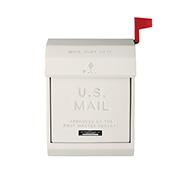 アートワークスタジオ TK-2078CR U.S. Mail box 2 メールボックス おしゃれポスト