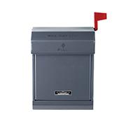 アートワークスタジオ TK-2079DGY Mail box 2 おしゃれポスト