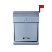 アートワークスタジオ TK-2079SV Mail box 2 おしゃれポスト