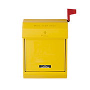 Mail box 2 アートワークスタジオ おしゃれポスト TK-2079YE