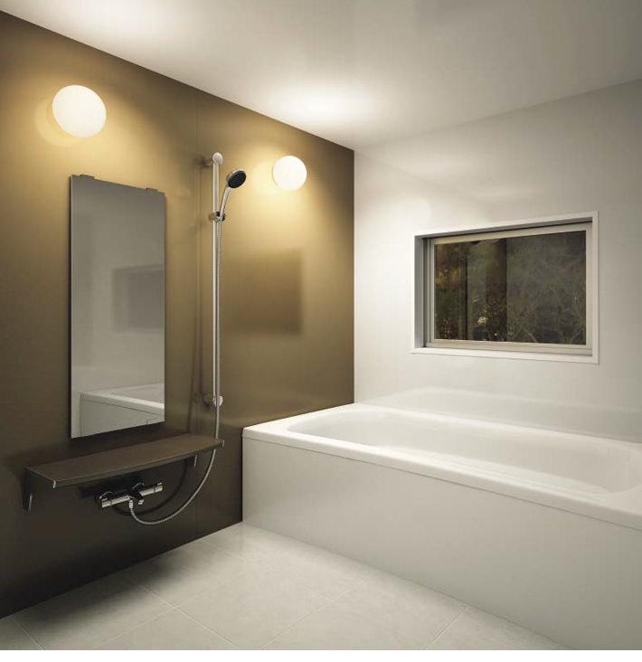 浴室灯事例イメージ 3